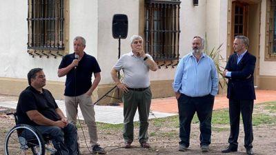 Monzó y Pichetto se mostraron con De la Torre y fortalecen el peronismo opositor