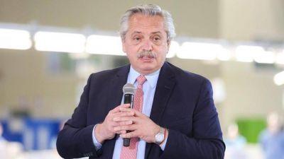 Alberto anunciará el lanzamiento del Plan de Reactivación e Inclusión Financiera para Pymes