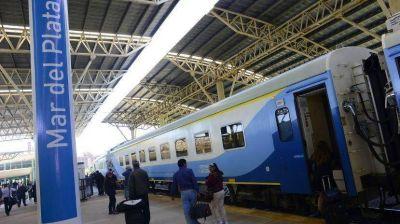 El próximo lunes vuelve el tren a Mar del Plata a precios del año pasado