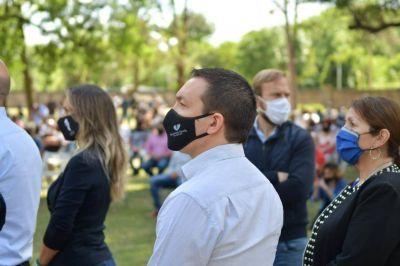 """Watson dijo que la pandemia profundizó los problemas heredados tras """"los cuatro años del neoliberalismo feroz"""" de Cambiemos."""