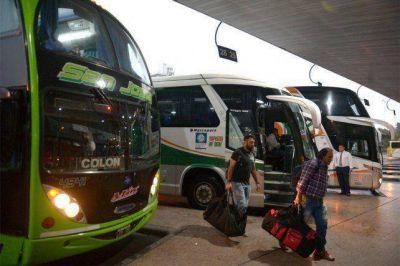 Cómo será el regreso de los viajes en ómnibus de media y larga distancia en la provincia de Santa Fe