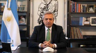 Vacuna, tarifas y jubilados: todas las frases de Alberto Fernández