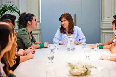 Aborto legal: Alberto Fernández ignora el rol que asumirá Cristina Kirchner, pero espera que se involucre