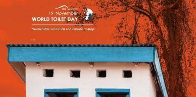 La ITF lanza su campaña por el Día Mundial del Inodoro