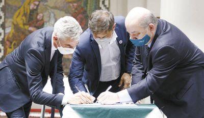 La Provincia planea construir un polo científico y administrativo en la ciudad