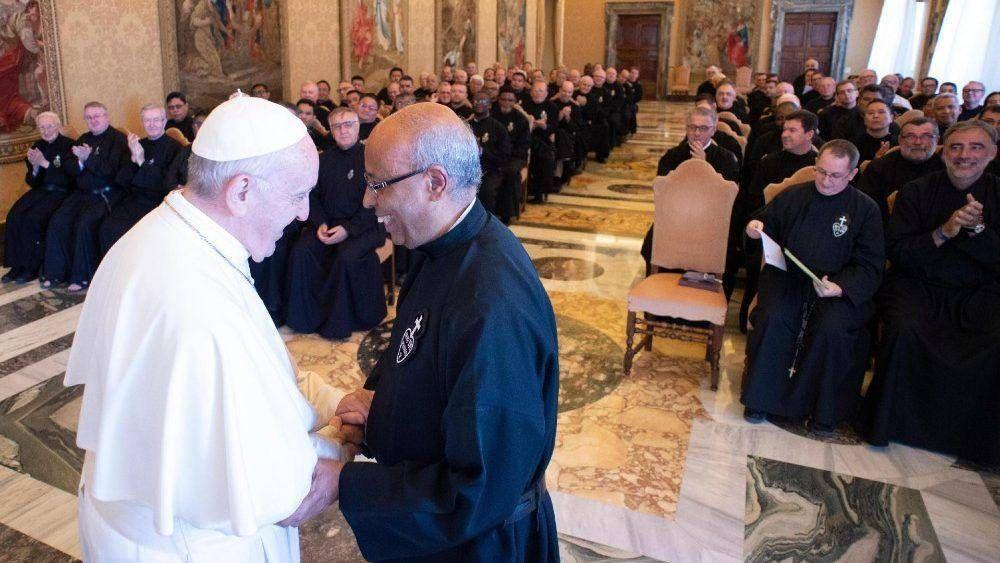 El Papa a los Pasionistas:
