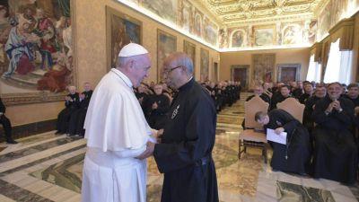 Jubileo Pasionista: Mensaje de Papa en el tercer centenario del Instituto