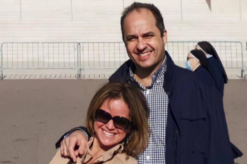 """Rosimeire y Juan: """"El Padre Pío nos ayuda a mirar el futuro con esperanza"""""""