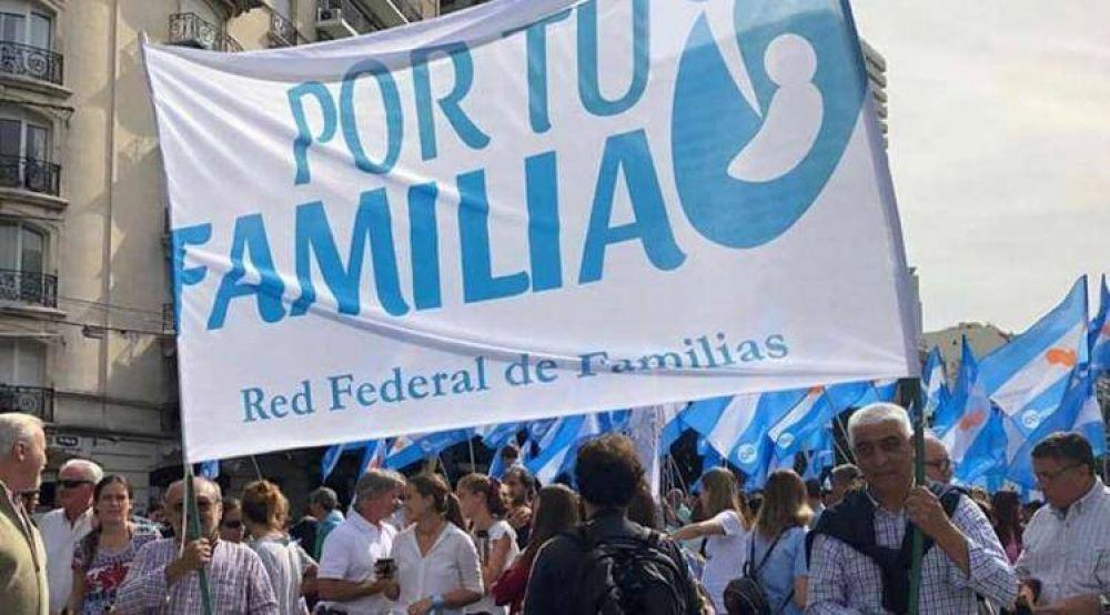 La Red Federal de Familias repudia nuevo intento de legalizar el aborto