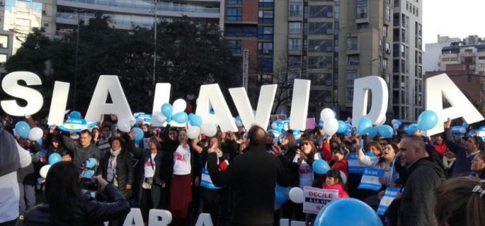 Aborto: La Iglesia, los evangélicos y las ONG provida se unen contra el proyecto