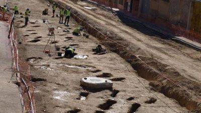 Descubren 400 tumbas islámicas en un pueblo de Zaragoza