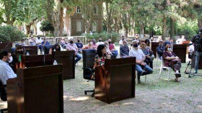 El HCD de Pilar aprobó la Tarifaria para el año 2021