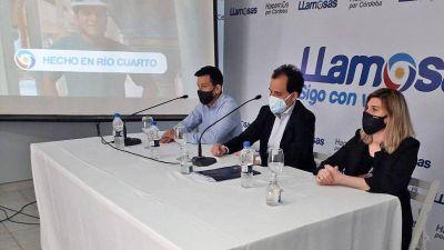 Llamosas amplía las propuestas Hecho en Río Cuarto y Río Cuarto Activa