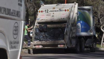 Se levantó el paro y vuelve el servicio de recolección de residuos