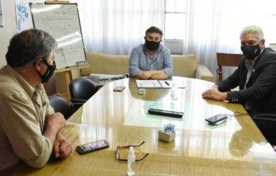 Confirman la construcción de una cisterna para agua potable en Carmen de Patagones