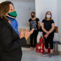 Para la gobernadora, el diálogo con los trabajadores de la Salud sigue abierto