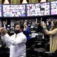 El MPN rechazó los dos proyectos de Máximo Kirchner