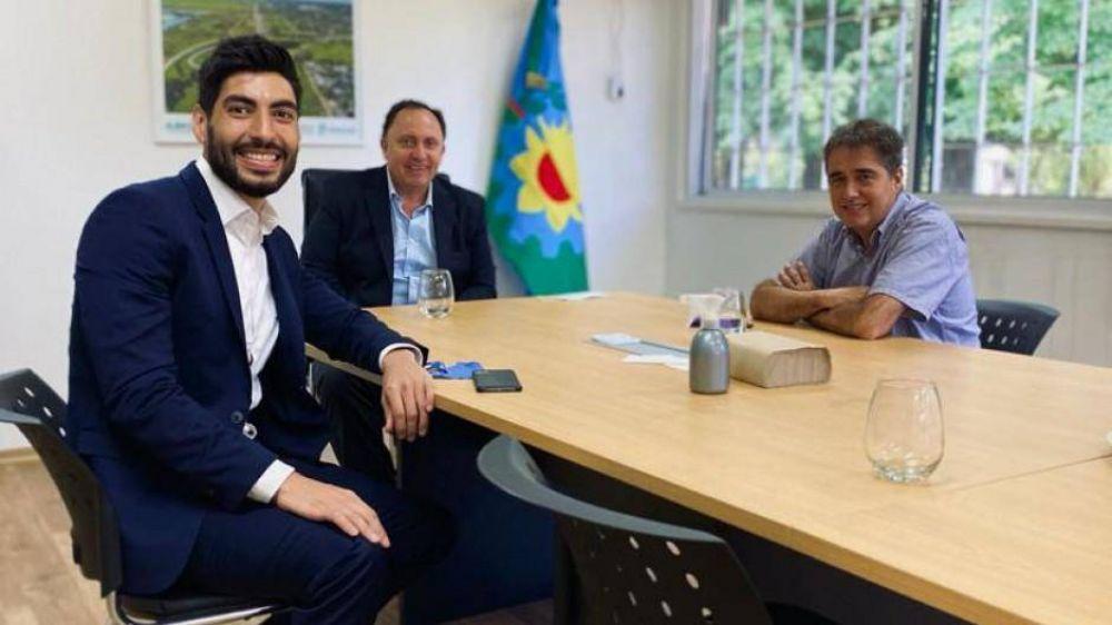 Tironeos entre Kicillof, Aubasa y Moyano por el aumento de los peajes