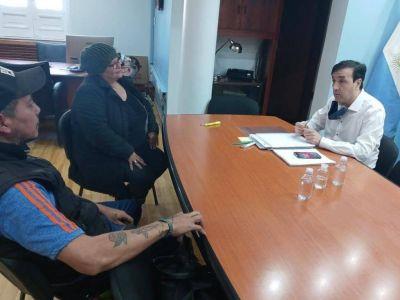 Grasso en reunión con Red CASE por el cultivo de cannabis medicinal