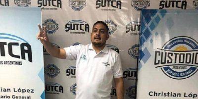 """Christian López, del SUTCA, impulsó a Pablo Moyano como futuro conductor de la CGT: """"Es el nuevo sindicalismo del siglo 21"""""""