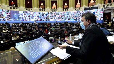 Aborto legal: la próxima semana se definen giros a comisiones en Diputados