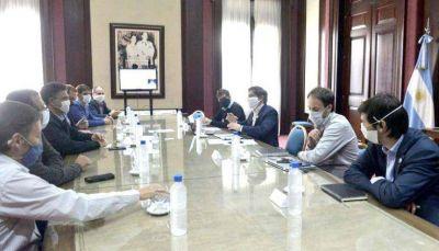 La oposición pidió a López un Fondo de Infraestructura de $17.000 millones