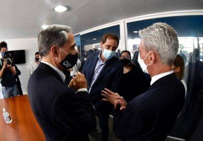 Confirman la intención de mudar la Terminal de Micros y el Aeropuerto de La Plata