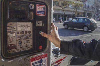 Estacionamiento medido: pago por app y tarifas diferenciadas