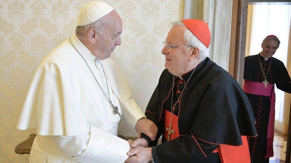 Cardenal Bassetti: Nueva llamada telefónica del Papa Francisco