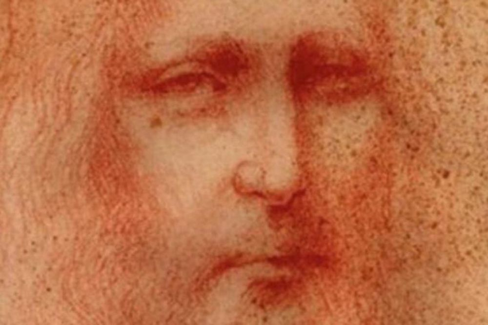 Salió a la luz un boceto de Cristo que habría sido dibujado por Leonardo Da Vinci