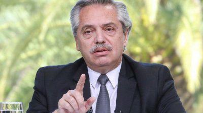 Alberto Fernández en el G20: planteará declarar como