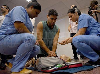 Universitarios del área de Salud podrán comenzar sus prácticas profesionales