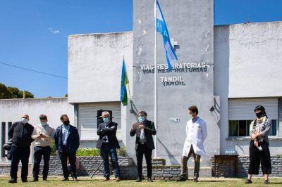 La Provincia proveerá los test de anticuerpos para el personal de salud del hospital municipal