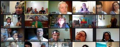 La pastoral mapuche de Santiago de Chile busca caminos de integración