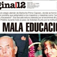 Mauricio Macri, Patricia Bullrich y Larreta cruzaron a Página 12 por una tapa sobre Acuña