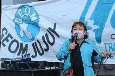 #HistoriasDeMujeresSindicalistas Lucía Jurado: