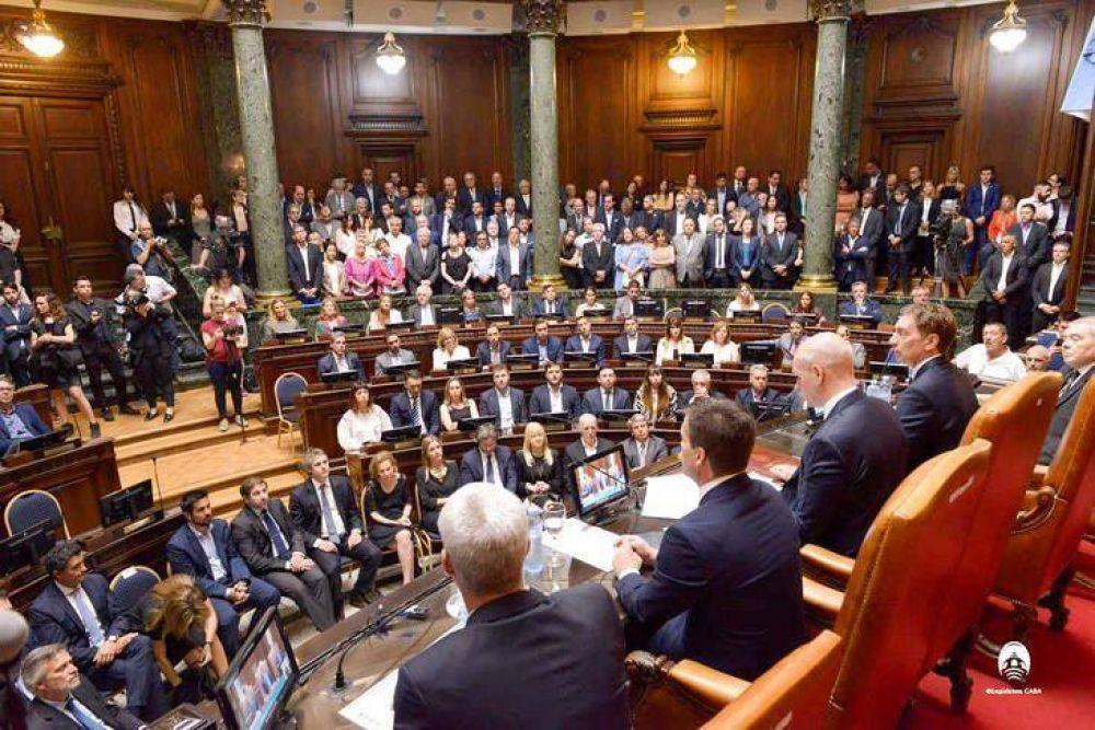 La otra cara del freno a las obras públicas de la Ciudad que Larreta atribuye a Nación