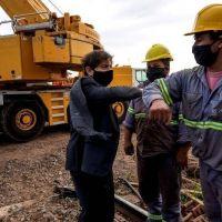 Kicillof quiere reventar las urnas de cemento