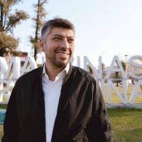 """Marcelo Di Mario: """"Tengo el objetivo de ser intendente de Malvinas Argentinas"""""""