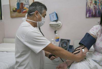 Vicente López reconoce y agradece a los enfermeros en su día