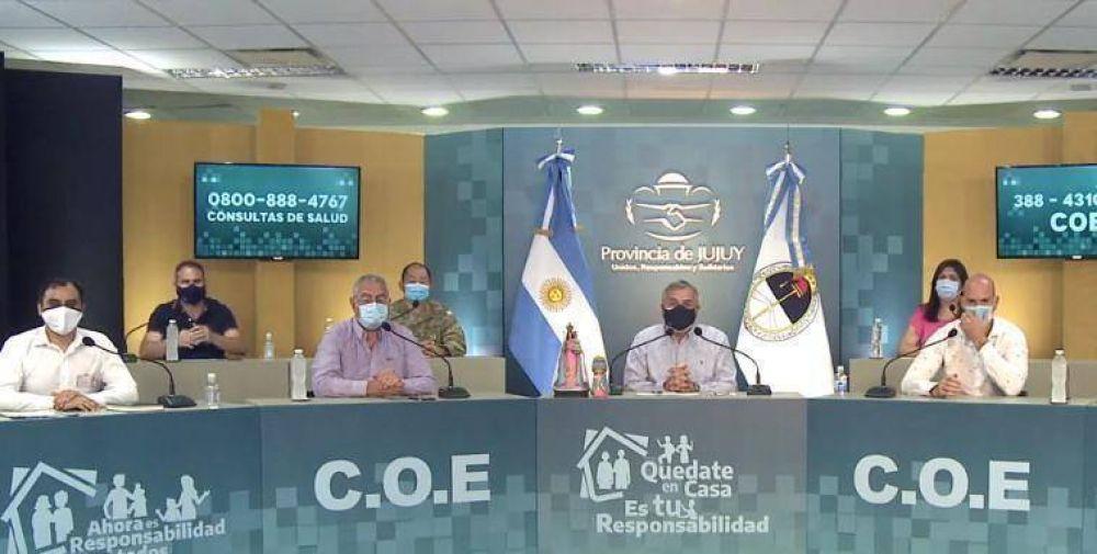 Coronavirus prevención: Jujuy no autorizará eventos de convocatoria masiva