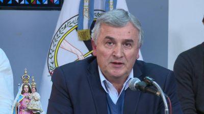Susto: el gobernador sufrió una arritmia cardíaca tras informe del COE