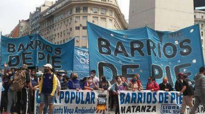 Barrios de Pie denuncia el ajuste de Larreta a las cooperativas de trabajo