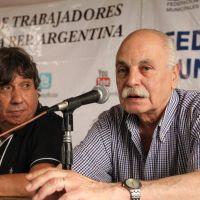 Mar del Plata. Municipales comienzan la semana con una retención de 48 horas