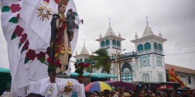 San Jacinto del Morro: Una iglesia con