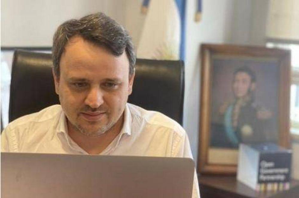 César Gazzo Huck expuso en la VI Reunión Ministerial de Gobierno Digital de Red GEALC