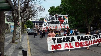 Múltiples protestas en Monte Grande