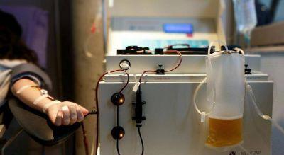 Covid-19: denuncian que el plasma de Córdoba no tiene anticuerpos suficientes