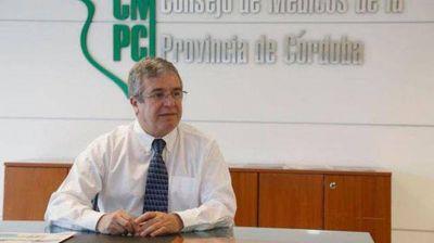El Consejo Médico denuncia penalmente al Gobierno de Córdoba