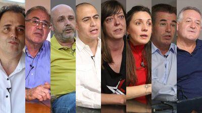 Elecciones 2020: las principales propuestas de los ocho candidatos a la intendencia
